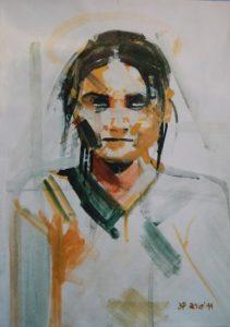 Portrait of Emeshe